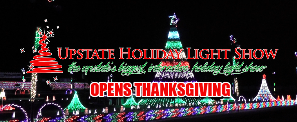 Speedway Christmas Lights.Pickens Speedway Becomes A Journey Through Lights