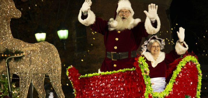 Hartwell Christmas Parade 2021 Christmas Parades Across The Upstate
