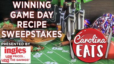 Game Day Recipe Sweepstakes