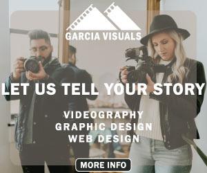Garcia Visuals 300x250 ad